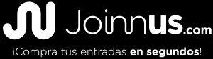 Logo Joinnus  con fondo Negro