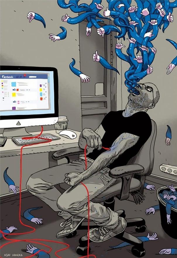 ilustraciones-satiricas-adiccion-tecnologia-6