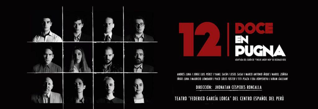12 en pugna