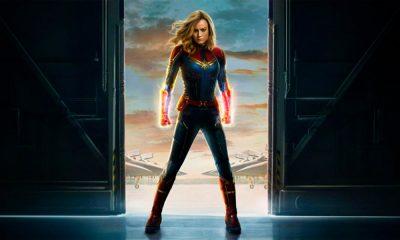 Capitana Marvel - Estreno 2019