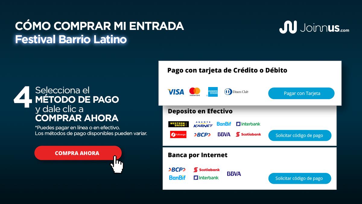 c35b06281d35 Barrio Latino 4: Lo que necesitas saber para adquirir tu entrada ...
