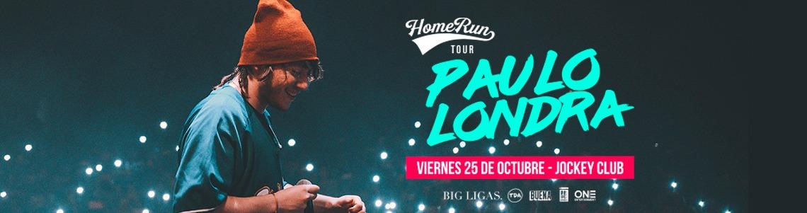 Paulo Londra en Lima