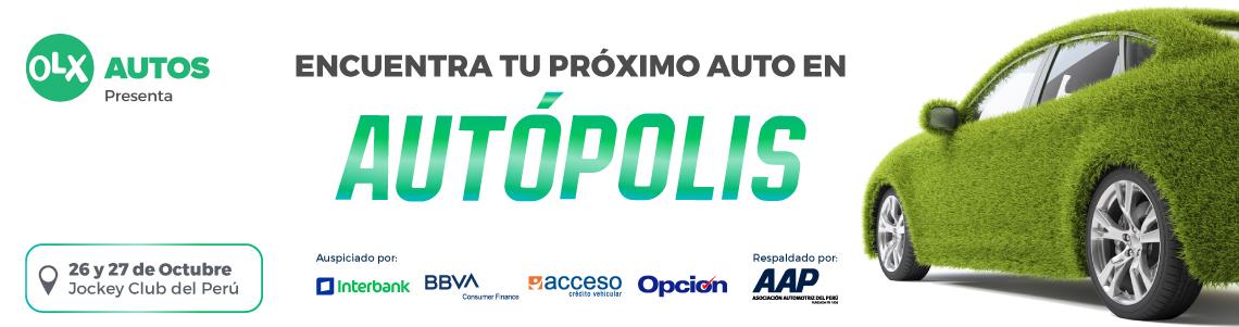 Autópolis 2019 OLX - Joinnus