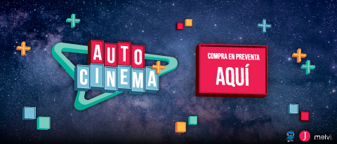 Autocinema+  Tondero Joinnus