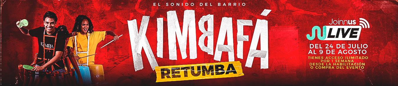 Kimbafá - Retumba - joinnus.com