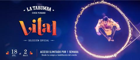 La Tarumba - VItal - Joinnus