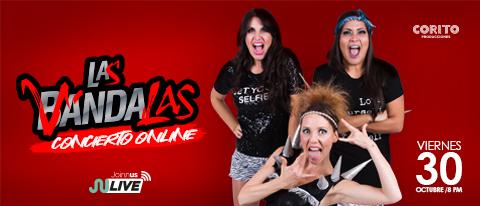 Las Vandalas - Joinnus.com