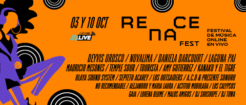 Renace Fest | Joinnus