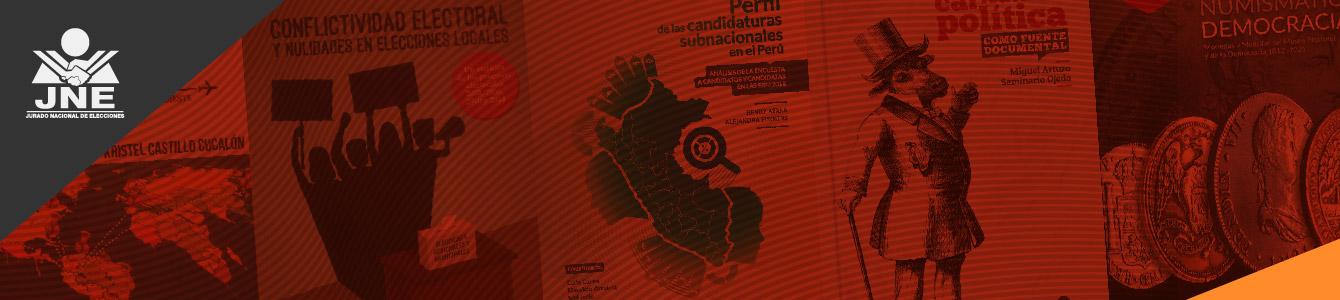 Presentación del Libro Perfil de Candidaturas Subnacionales