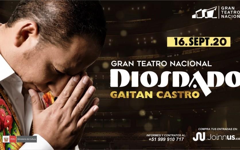 Diosdado Gaitán Castro - 33 años