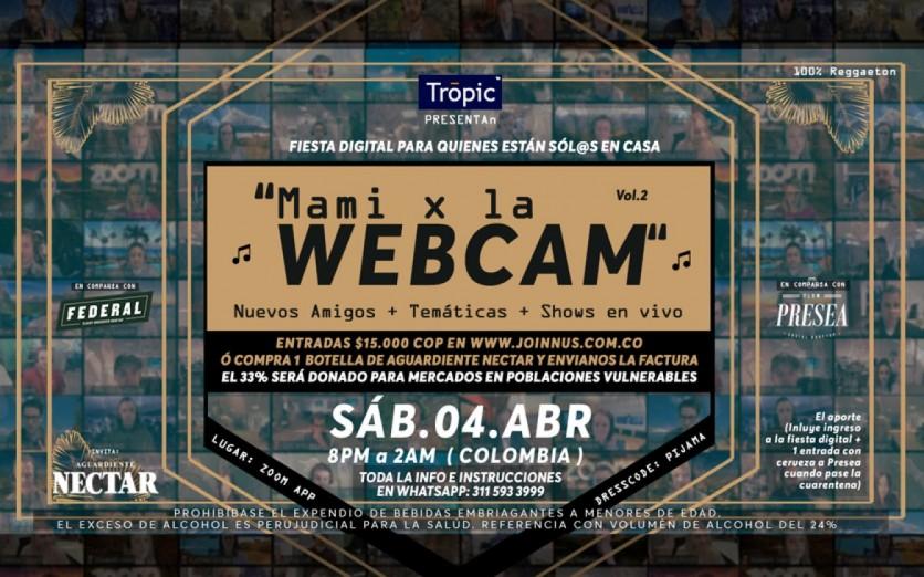 Mami X La Web Cam Vl. 2