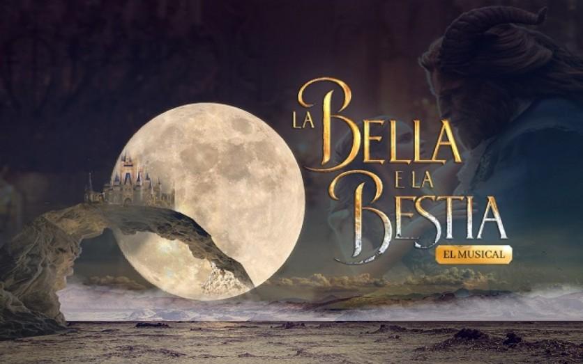 La Bella y La Bestia El Musical En Escenario online