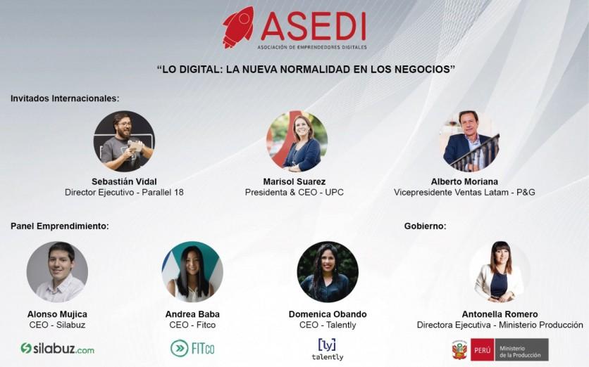 Lanzamiento de la Asociación de Emprendedores Digitales