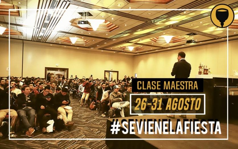 Clase Maestra 2020 - Convención de coctelería Sudamericana