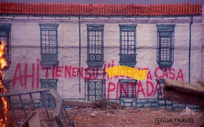 "TOUR Fantasma ""casa donde se grabo la estrategia del caracol"