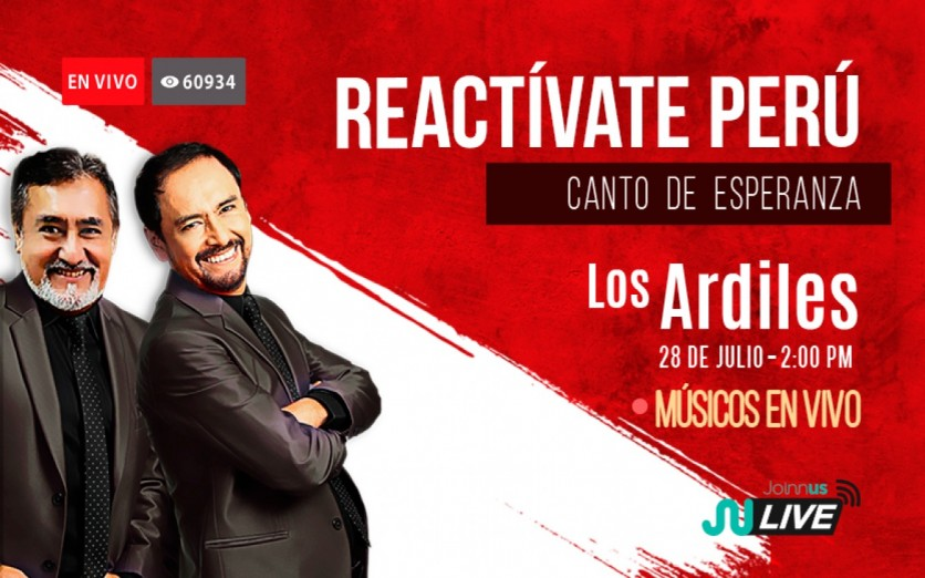 Los Ardiles - Reactivate Perú