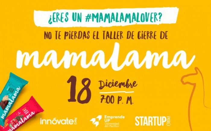 TALLER DE CIERRE: Mamalama