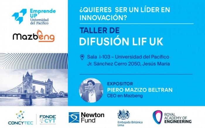 Taller de difusión LIF - UK