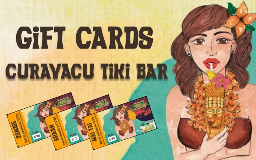 GIFT CARDS CURAYACU TIKI BAR