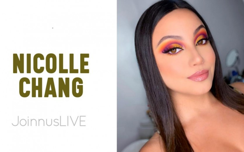 MAQUILLAJE SOCIAL CON NICOLLE CHANG