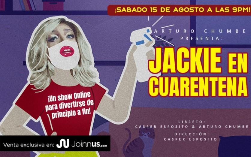 Jackie en Cuarentena