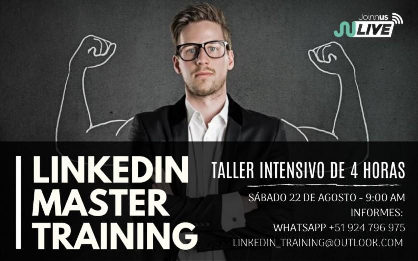 Master Training LinkedIn