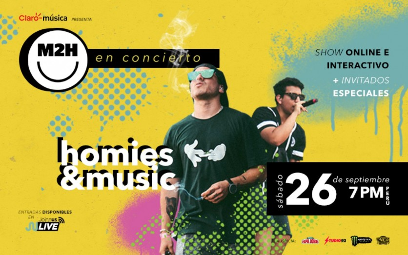 M2H HOMIES & MUSIC