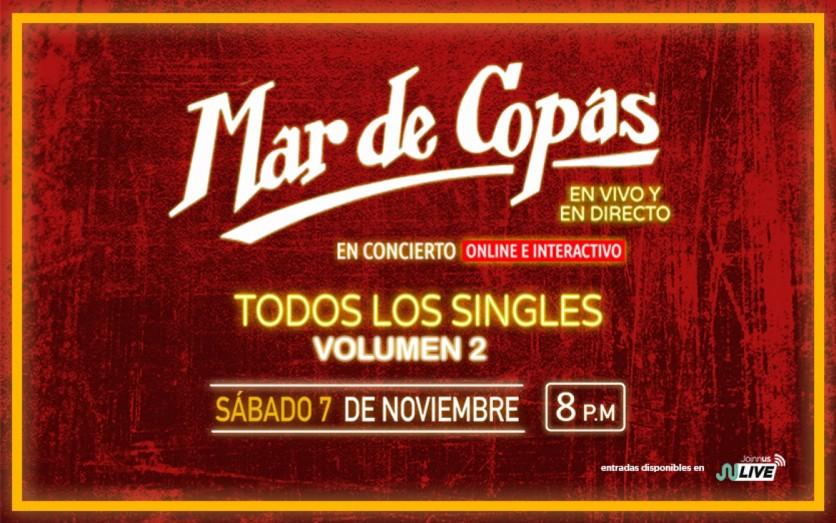 VIVE LA EXPERIENCIA CON MAR DE COPAS VOL.2