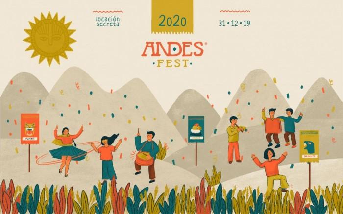 Andes Fest 2020 - Inicia tu Camino (CUSCO)