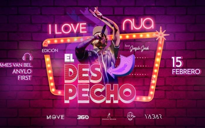I Love Nua / Edición: El despecho ft Gonzalo Genek