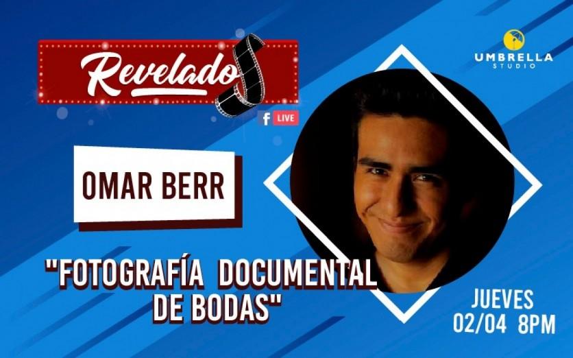#Revelados Live ! con Omar Berr