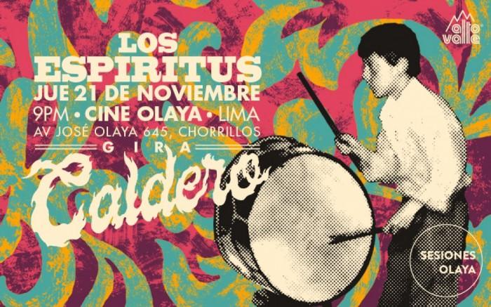 Los Espíritus en Lima