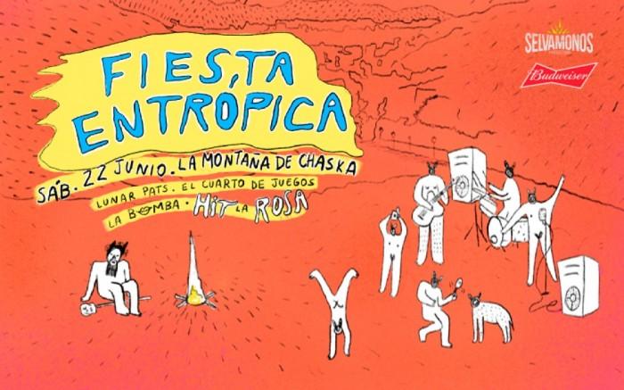 Fiesta Entrópica | Cumple de Rubén
