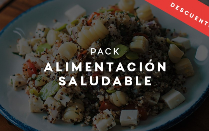 Pack Alimentación Saludable