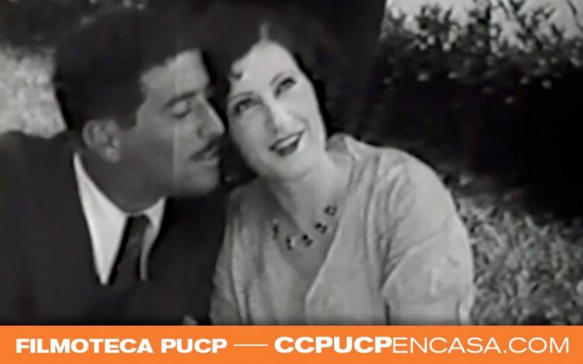YO PERDÍ MI CORAZÓN EN LIMA (1933)