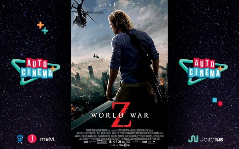 Guerra mundial Z (doblada)