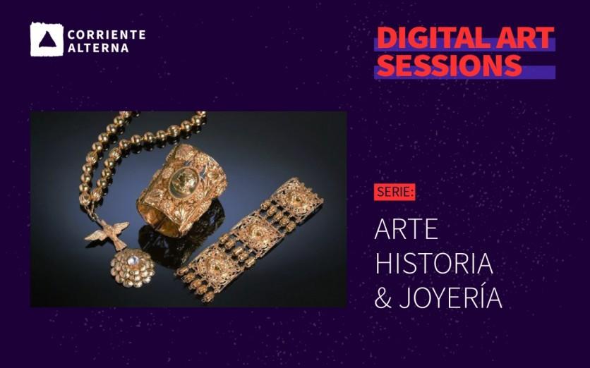 ARTE, HISTORIA & JOYERÍA