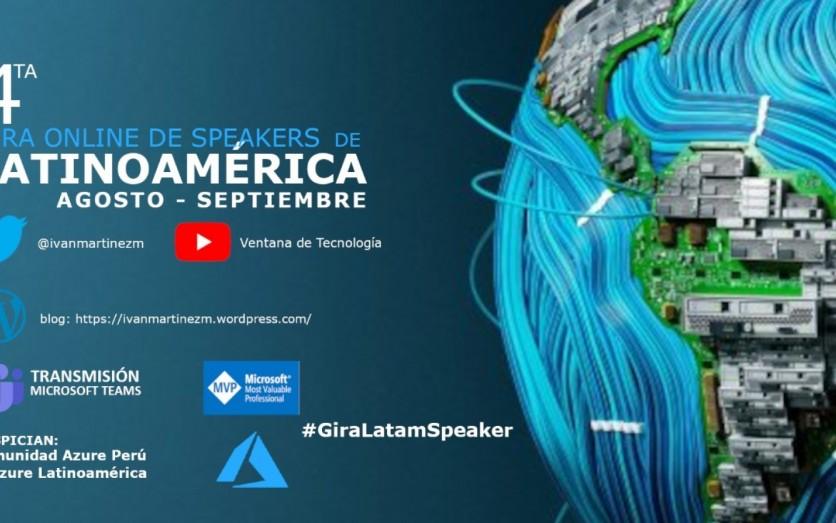 GIRA ONLINE SPEAKER LATAM 2020