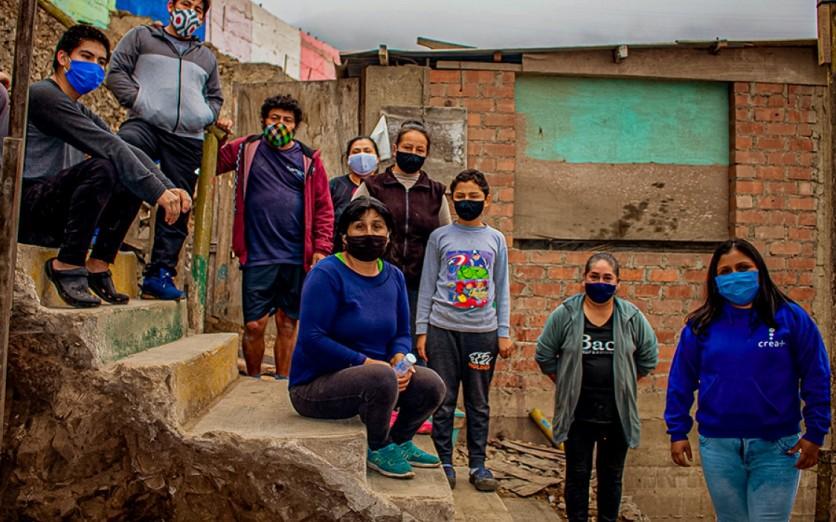 CREA+ PERU