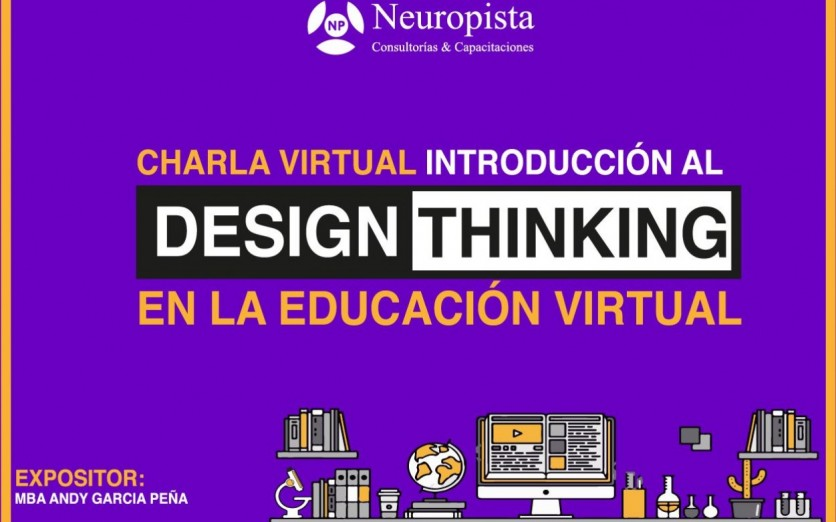 Design Thinking en la educación virtual