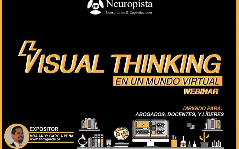 VISUAL THINKING  PARA ABOGADOS, DOCENTES Y LÍDERES