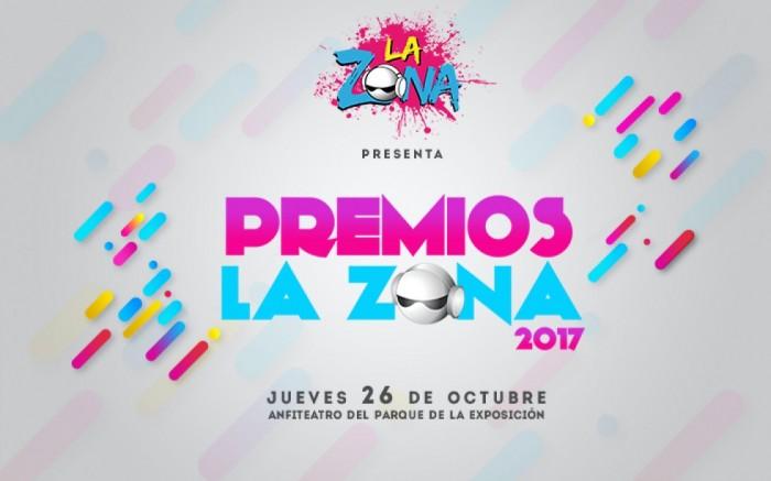 Premios LA ZONA 2017