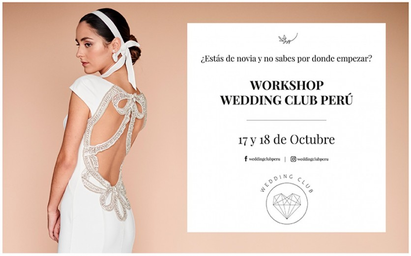 WORKSHOPS WEDDING CLUB PERÚ