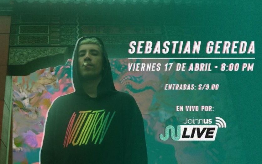Streaming con SEBASTIAN GEREDA