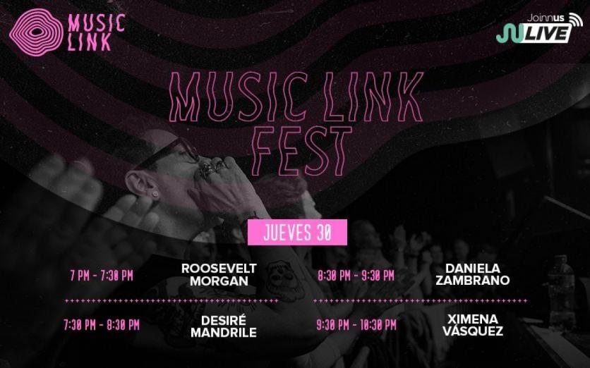 Musiclink Fest - Día 1