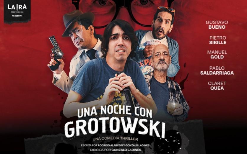 Una noche con Grotowski