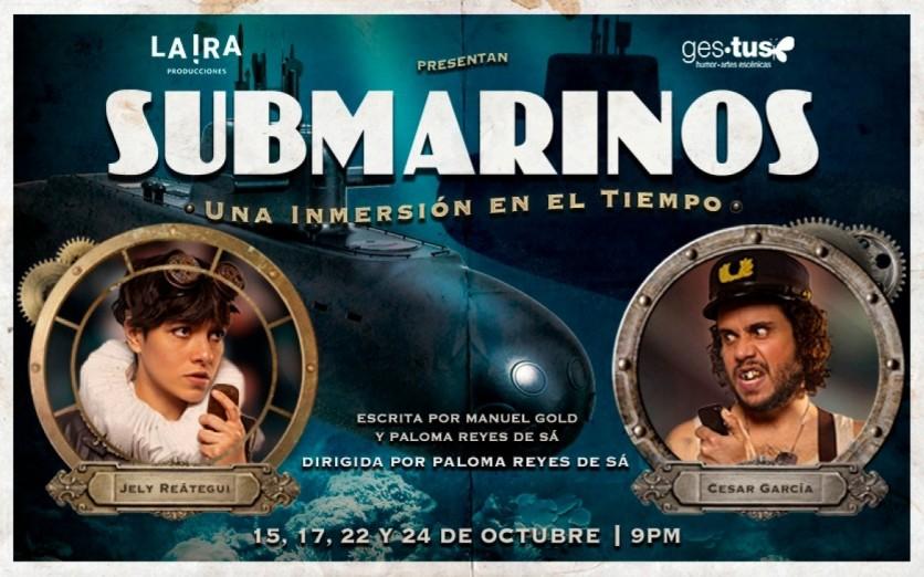 Submarinos : Una inmersión en el tiempo