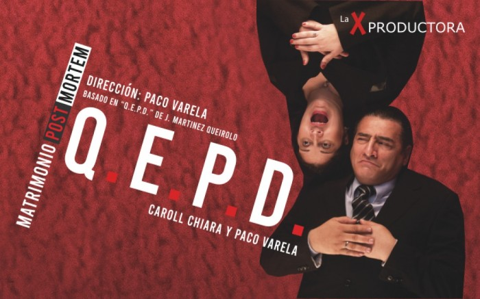 Q.E.P.D - Matrimonio post mortem