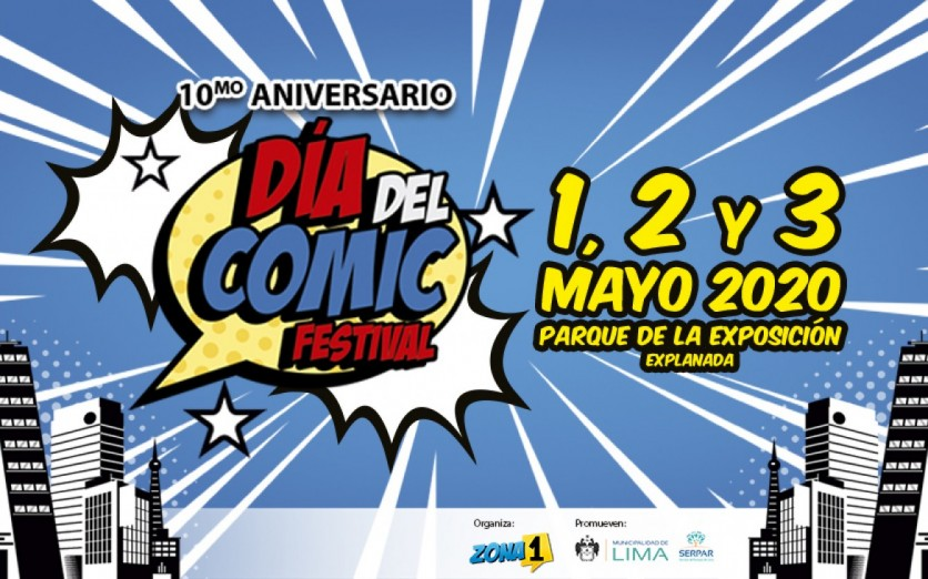 Día del Cómic Festival