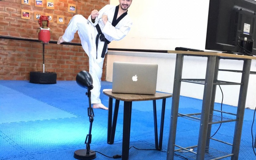 Aprende Taekwondo y defensa personal desde casa